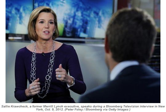 Former Wall Street Exec. Sallie Krawcheck Critiques Financial Reform Policy